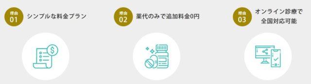 正田病院 AGA 特徴