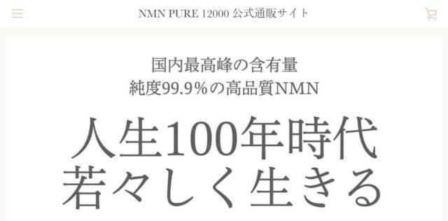 NMN PURE 12000