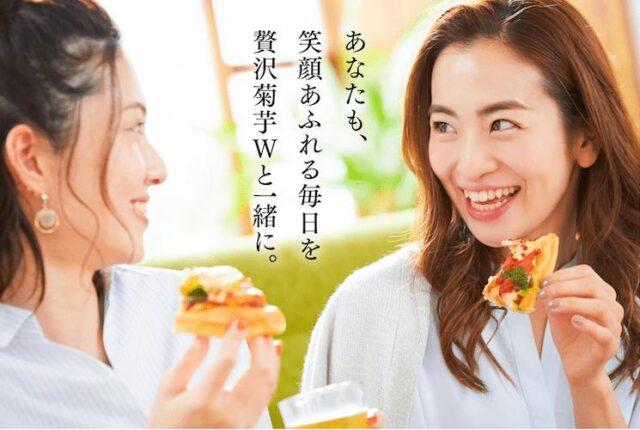 ココヘルス 贅沢菊芋W 販売店 価格 最安値