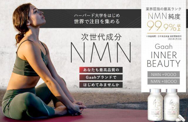 Gaah NMN INNER BEAUTY 販売店 価格 最安値